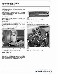 Brp Ski Doo Rev Seris Service Manual 2005 Repair Manual
