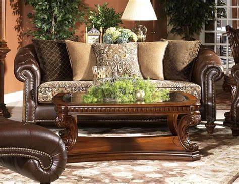 leather and fabric sofa mix leather fabric mix sofa for the home pinterest