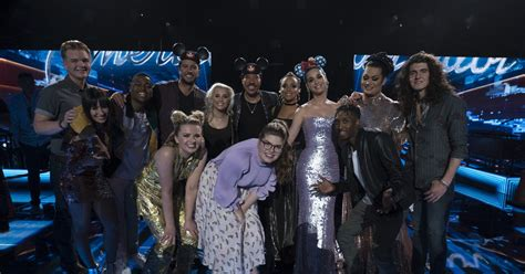 song choices revealed  april  american idol top