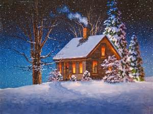 Beautiful Christmas Cottage