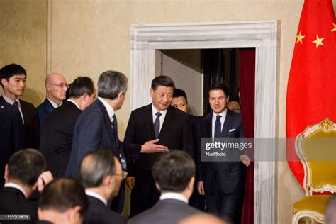 France médias monde graphics studio/reuters | chinese president xi jinping and italian pm giuseppe conte. Italys Prime Minister Giuseppe Conte and China's President ...