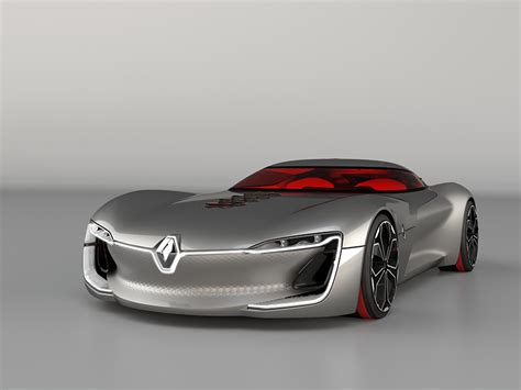 renault trezor voted  beautiful concept car