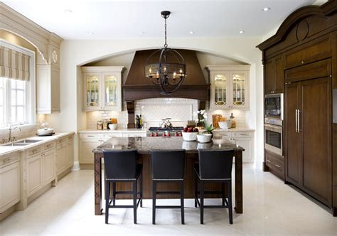 35 Beautiful Transitional Kitchen Examples For Your