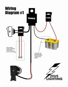 Light Bar Wire Diagram