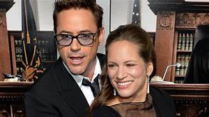 'Iron Man' Star Robert Downey Jr. and Wife Welcome Baby ...