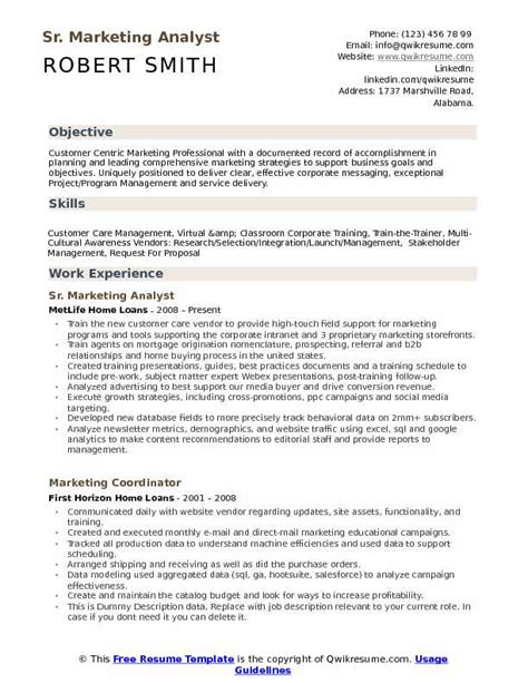 Marketing Analyst Resume Samples  Qwikresume. Weekly Planning Templates For Teachers Template. Qualitative Data Analysis Methods Template. Why Become An Accountant Template. Words With Fax In Them Template. Observation Checklist Sample Template 692409. Medical Presentation Powerpoint Templates. Science Poster Template. Work Experience Example Cv Template