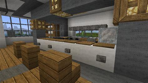 minecraft modern kitchen designs modern luxury villa minecraft project 7508