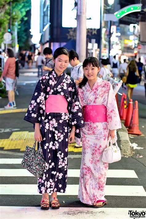 yukata  harajuku  tokyo fashion news