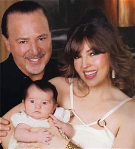 Thalia's baby girl: Sabrina Sakae..
