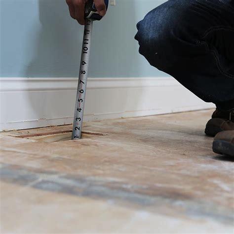 how to install hardwood floors on wood subfloor subfloor thickness for hardwood flooring meze blog