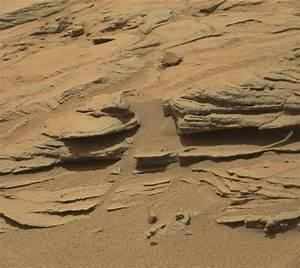 Amazing Blocks Imaged On Mars By Curiosity Rover!