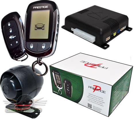 audiovox prestige aps997e 2 way car remote start and alarm security new aps997c ebay