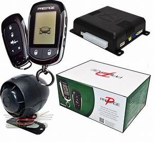 Audiovox Car Alarm