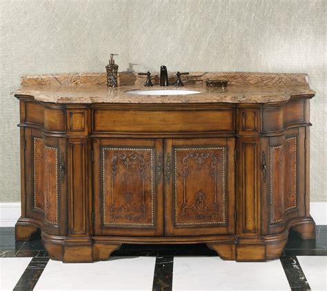 Small Vanity Sink Base by 72 Inch Vintage Single Sink Bathroom Vanity Wb 2772l In