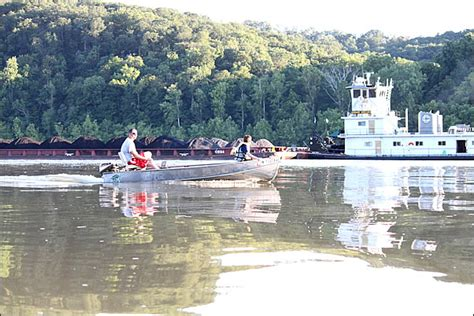 Ohio River Boat Rentals by Photo Of Ohio River Boating Horseshoe Bend Rv Cground