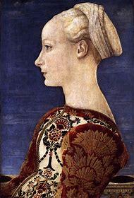 Antonio Del Pollaiuolo Portrait of a Lady