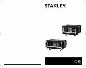 Stanley Bc25bs Battery Charger Instruction Manual Pdf View