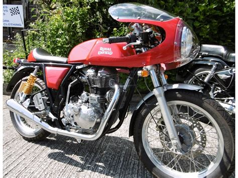 Royal Enfield Continental Gt Image by 2016 Royal Enfield Continental Gt 535 Cornwall