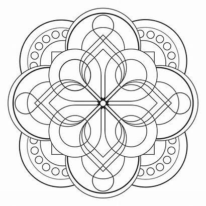 Mandala Coloring Vibe Sketch Babadoodle Abstract Patterns
