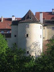 White Tower Prague Castle