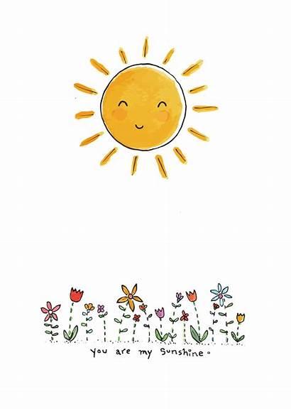 Sunshine Watercolor Clipart Drawing Illustration Sun Transparent