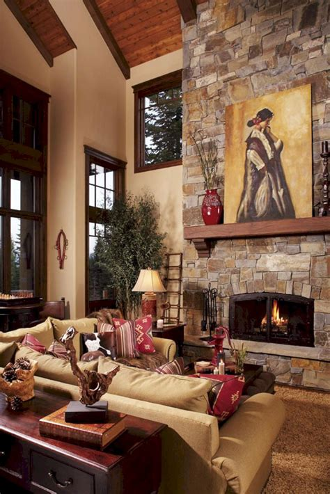 Living Room Home Decor Ideas by 30 Rustic Home Decoration For Awesome Home Ideas Freshouz