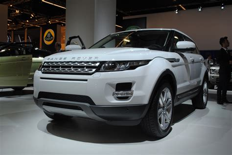 Land Rover Range Rover Evoque 2018 Wallpaper Auto