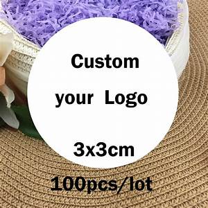 printing labels custom stickers wedding stickers printed With how to make round labels