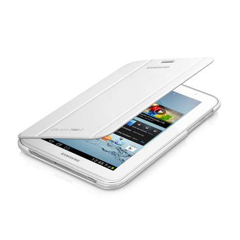 samsung book cover blanc pour samsung galaxy tab 2 7 0 quot accessoires tablette samsung sur ldlc