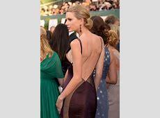 Taylor Swift Bra Slip Wardrobe Malfunction at 70th Annual