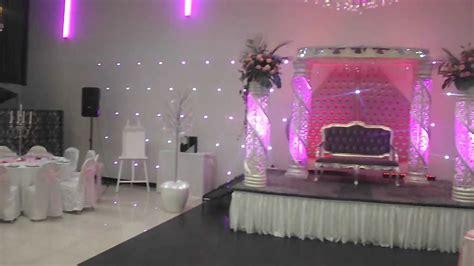 l alhambra pontault combault salle de r 233 ception mariage d 233 coration p 226 le
