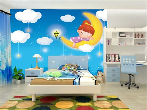 Mural Wallpaper For Kids Rooms-free Hd Wallpapers
