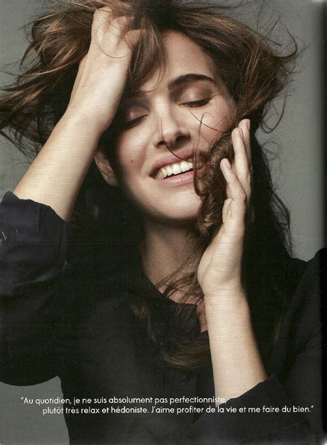 Mark Seliger For Elle France February Natalie