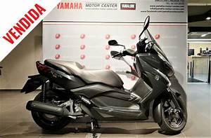 Yamaha X-max 250 De Ocasi U00d3n - Motor Center Barcelona