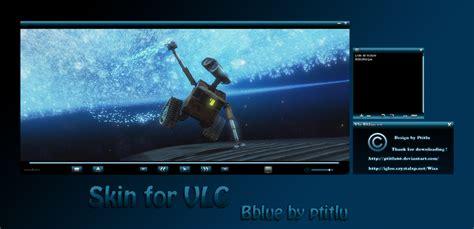 Bblue Skin For Vlc By Ptitlu60 On Deviantart