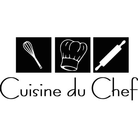 la cuisine du chef stickers muraux pour la cuisine sticker cuisine du chef