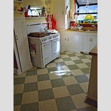 Inspirational Vintage Kitchen Tile Floor  The Floor Tiles