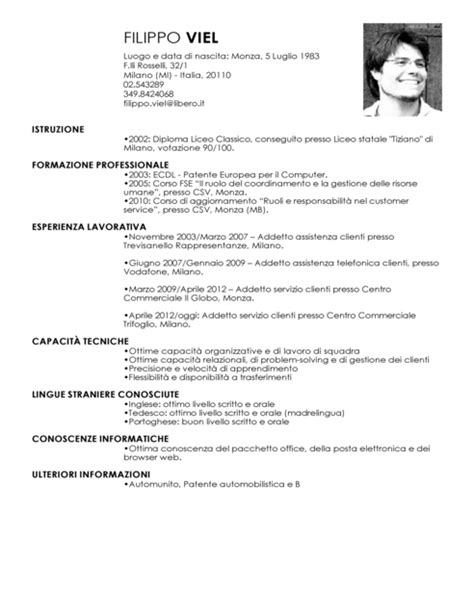 Modello Curriculum Vitae Addetto Servizio Clienti. Letter Of Application Draft. Letter Of Intent Fiance Visa Example. Curriculum Vitae Ejemplo Administrador Empresas. Letter Writing Format To Principal. Resume Job Unix. Stockholm Resume Template Free Download. Curriculum Vitae Ejemplo Informatico. Resume Building Skills
