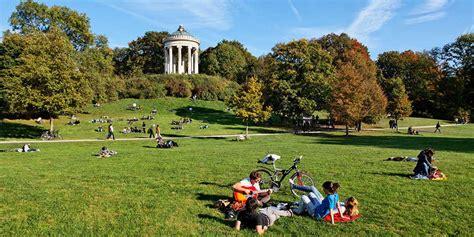 Englischer Garten by Parks Englischer Garten Munich