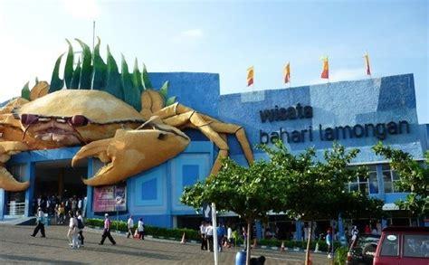 wisata bahari lamongan wbl sejarah wahana alamat