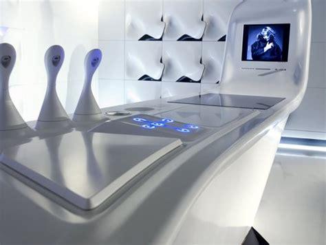 cuisine futuriste cuisine aménagement et décoration de votre cuisine