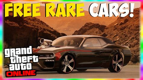 3 Free Customized Muscle Cars