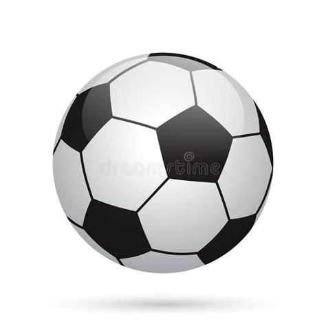 foto de Pallone Da Calcio Classico Icona Di Calcio Illustrazione