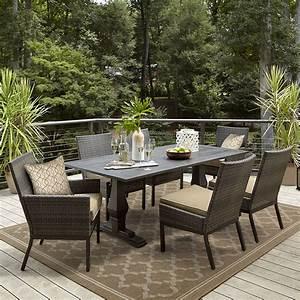 Grand, Resort, Monterey, Outdoor, Dining, Table