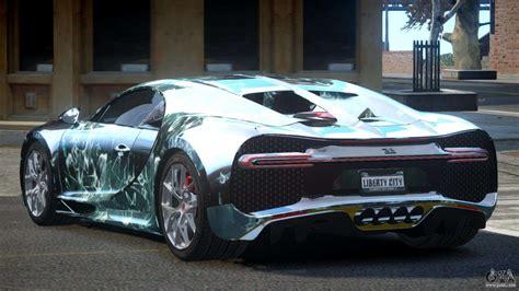 Supercars of austria 6:26 download. Bugatti Chiron ES L6 for GTA 4