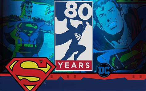 supermans long  year comic book history celebrated