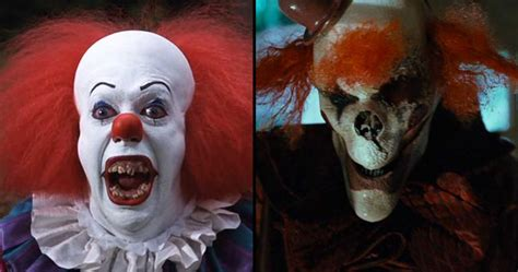 The Top 5 Creepiest Clown Villains In Horror History