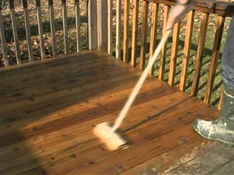 wood deck refinishing howto stripping cleaning