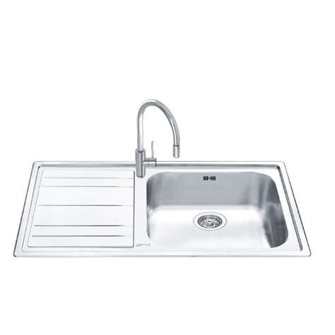 smeg kitchen sink smeg leh150s rigae kitchen sink 1 bowl stainless steel 100 2385