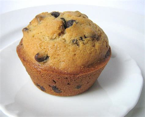 dans la cuisine chocolate chip muffins recipe dishmaps